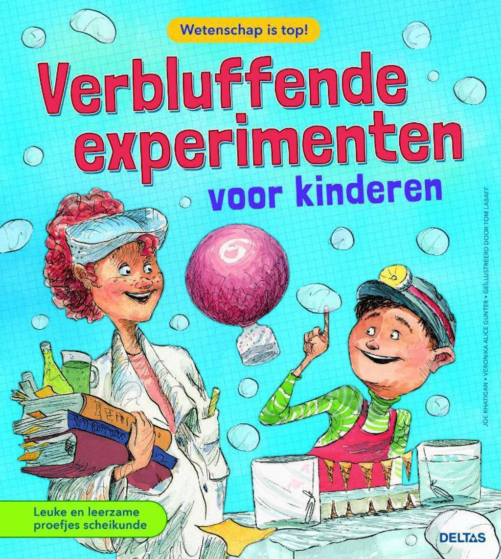 Verbluffende experimenten voor kinderen - Joe Rhatigan en Veronica-Alice Gunter