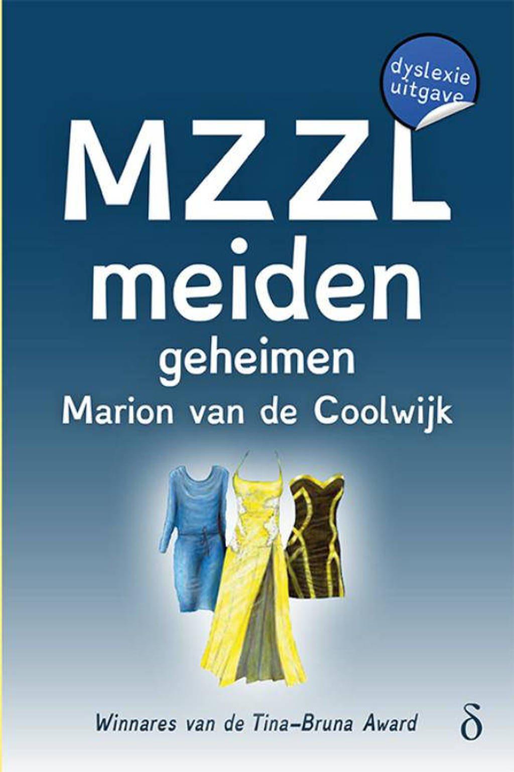 MZZLmeiden: Geheimen - Marion van de Coolwijk