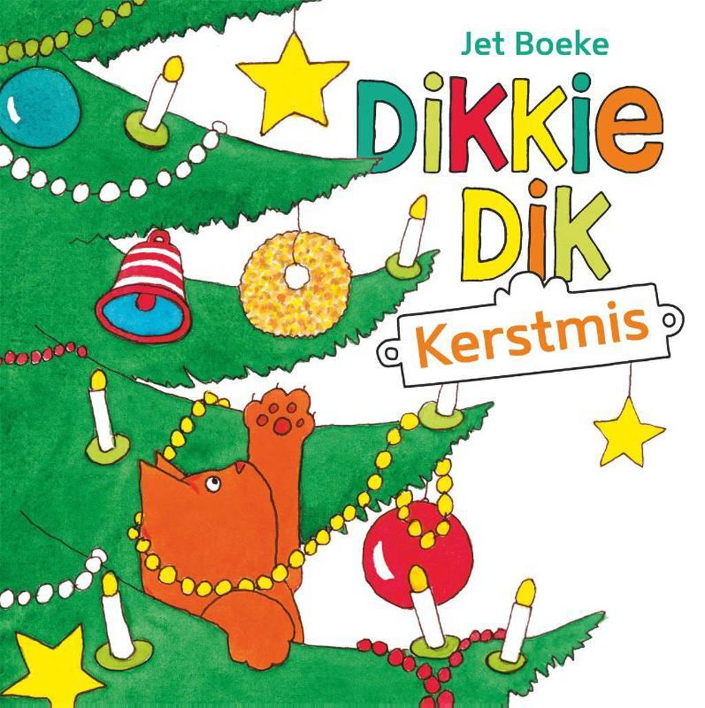 Dikkie Dik Kerstmis (display 10 exx.) - Jet Boeke