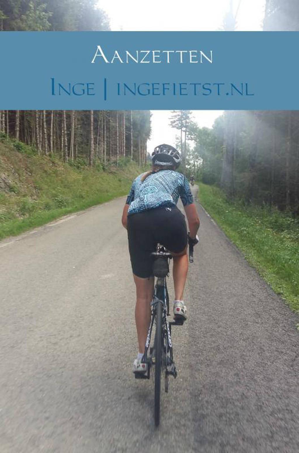 Aanzetten - Inge en Ingefietst.nl
