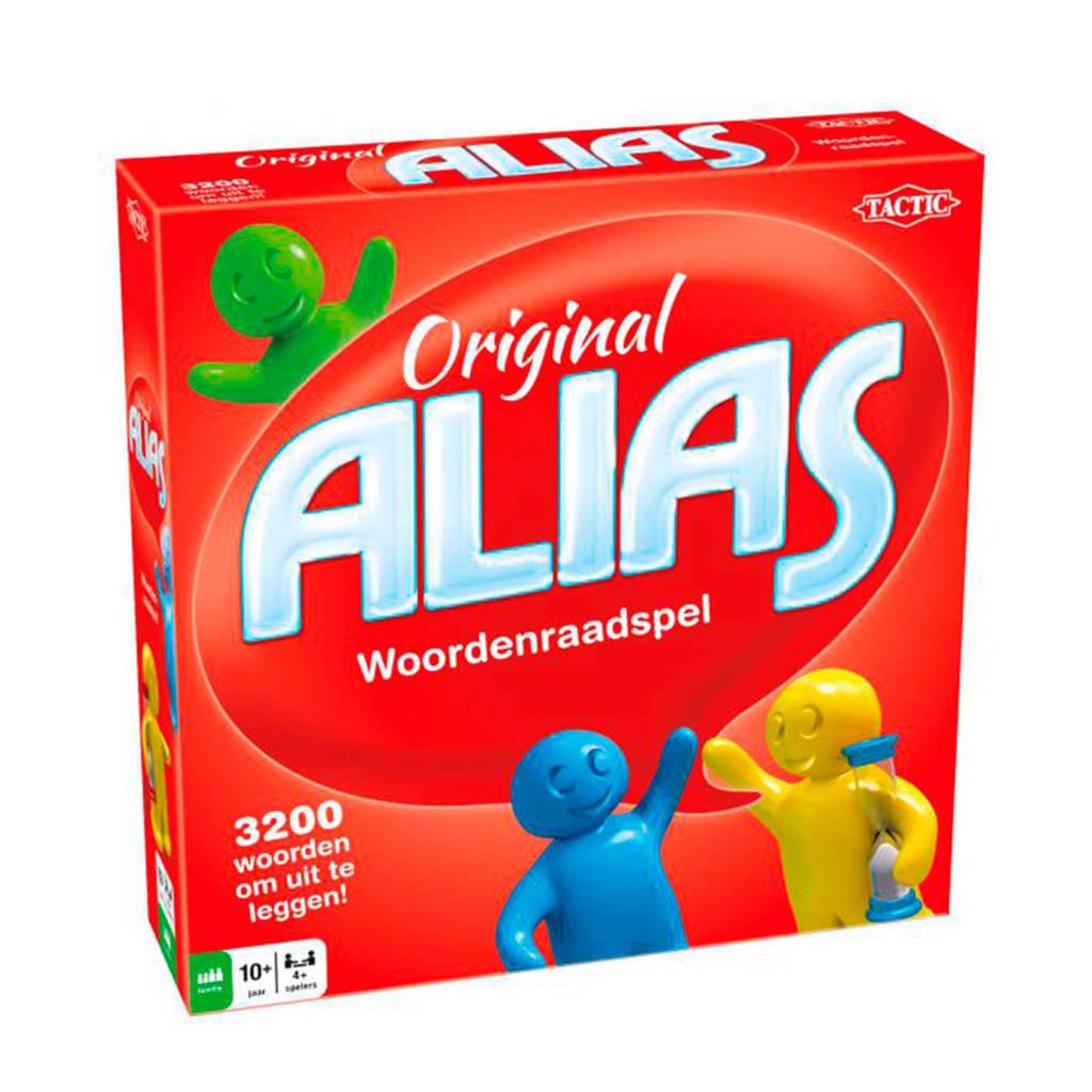 Tactic Alias bordspel