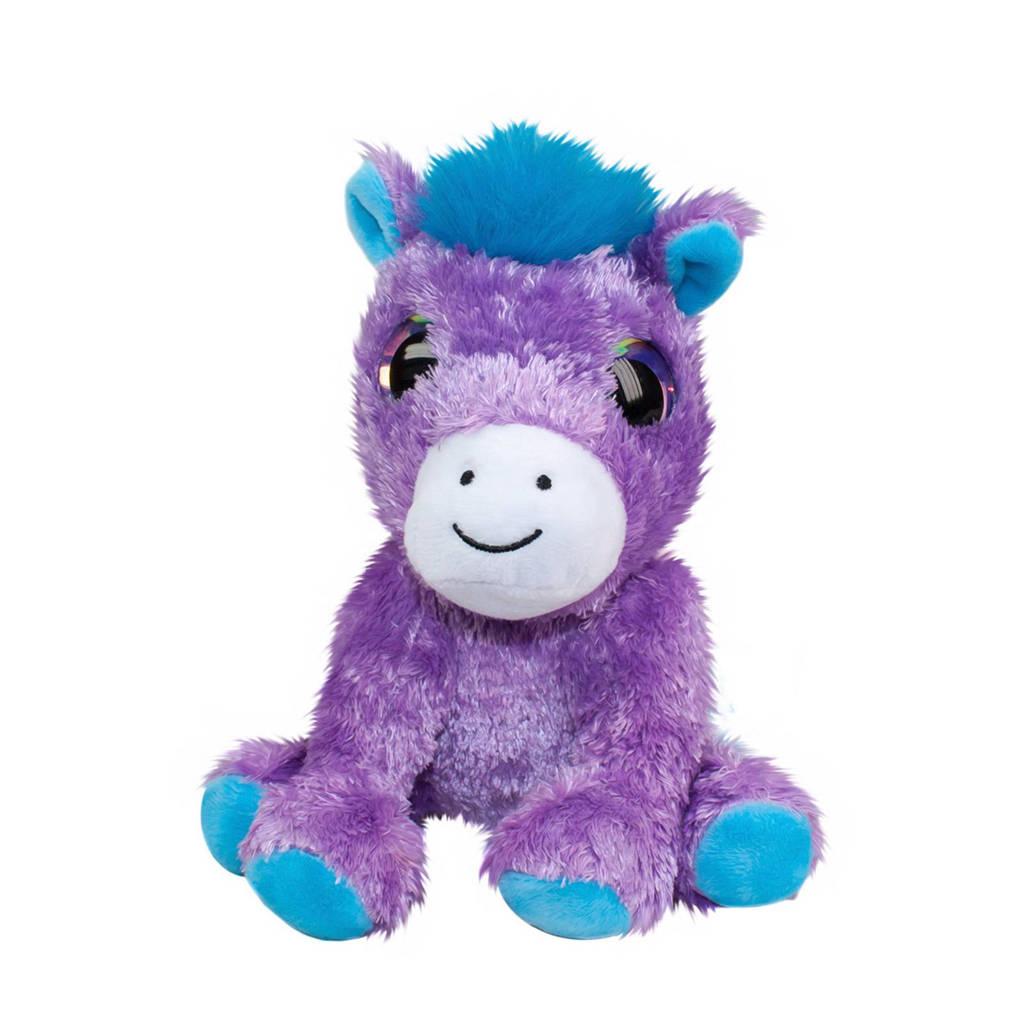 Lumo Stars pony Carla classic knuffel 15 cm