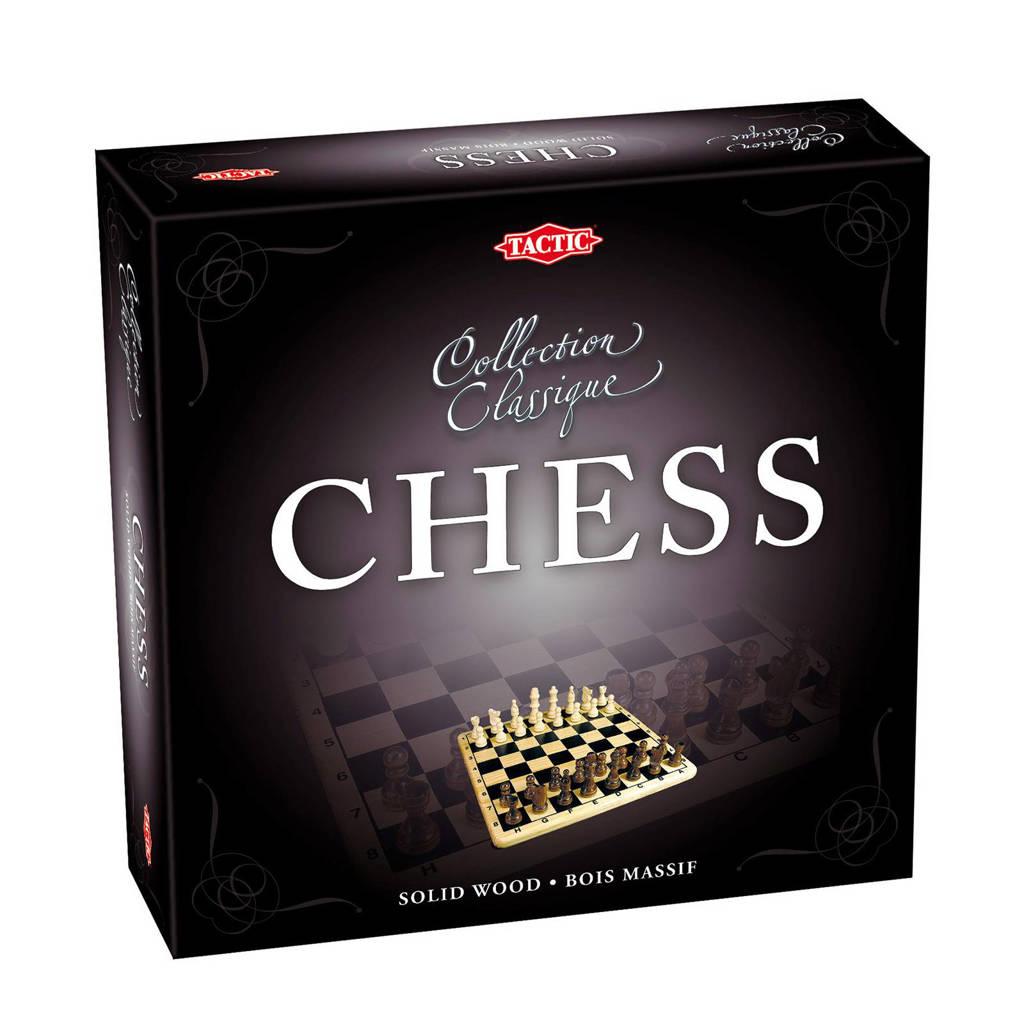 Tactic Chess schaken hout denkspel