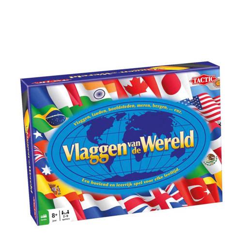 Tactic Vlaggen van de wereld denkspel kopen