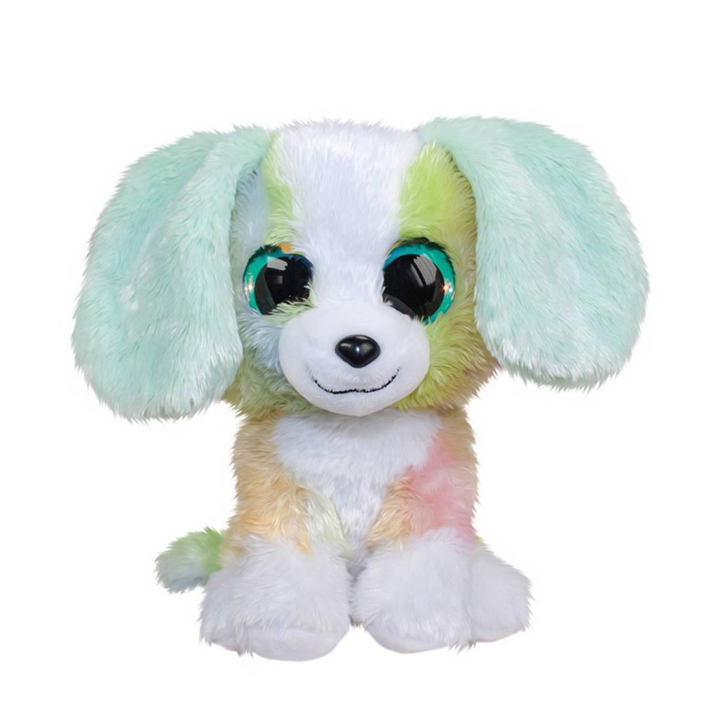 Lumo Stars hond Spotty classic knuffel 15 cm