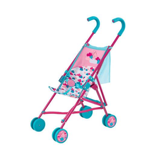 Baby Born kinderwagen met tas