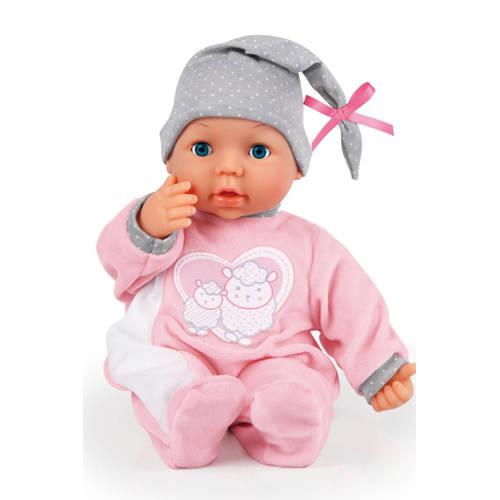 My Piccolina interactieve babypop 38 cm