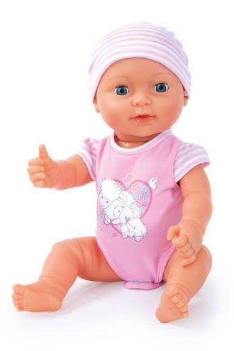 newborn baby piccolina 40 cm babypop