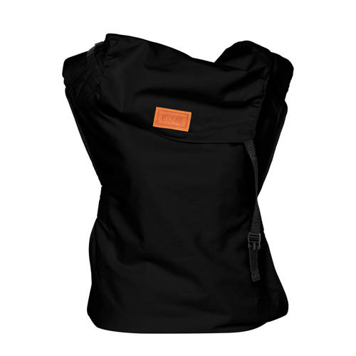 ByKay Click Carrier Classic baby draagzak black