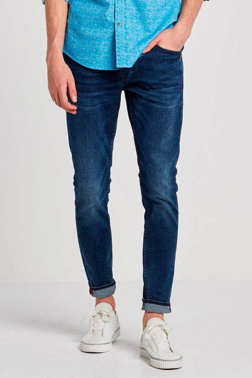 Petrol Industries slim fit jeans Nolan dark blue, 5800 Dark Blue