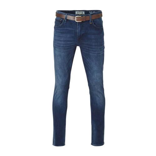 Petrol Industries slim fit jeans Nolan dark blue