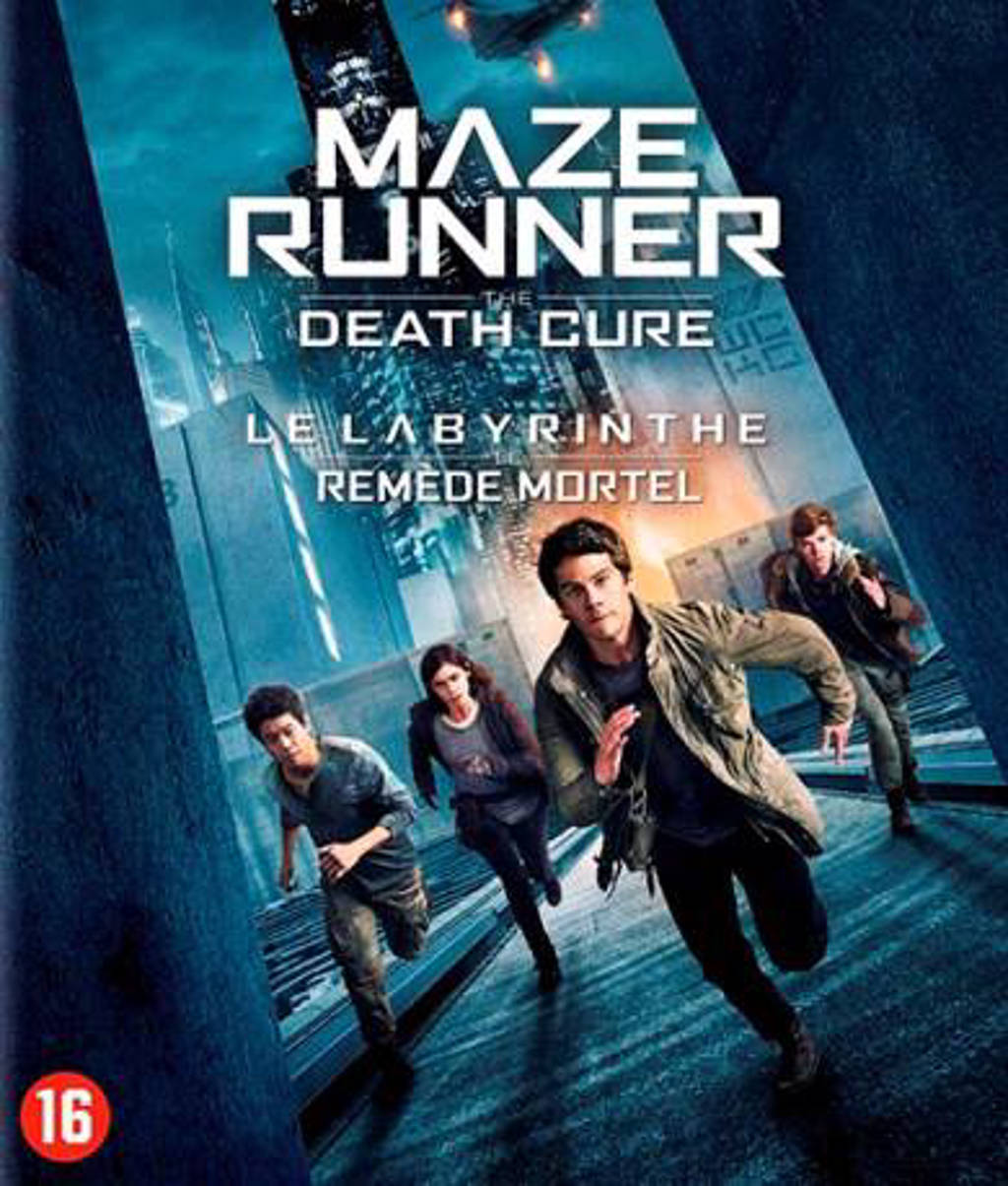Maze runner - The death cure (Blu-ray)