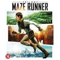 Maze runner trilogie (Blu-ray)