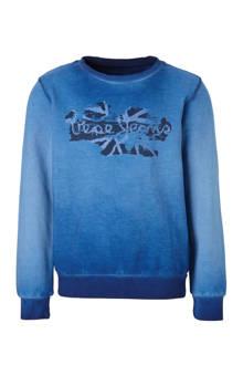 sweater Logan donkerblauw