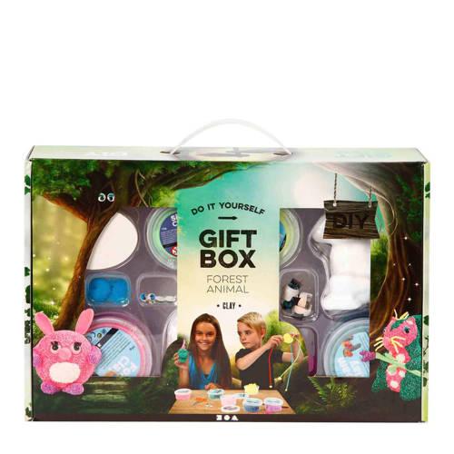 Creo Time foam klei creotime giftbox dieren kopen