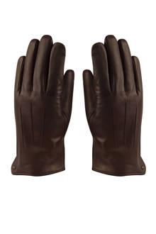 leren handschoenen Tiesto