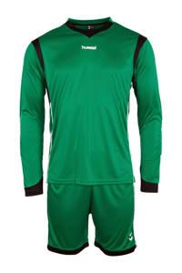 hummel Junior  Keepersset groen/zwart, Groen/zwart