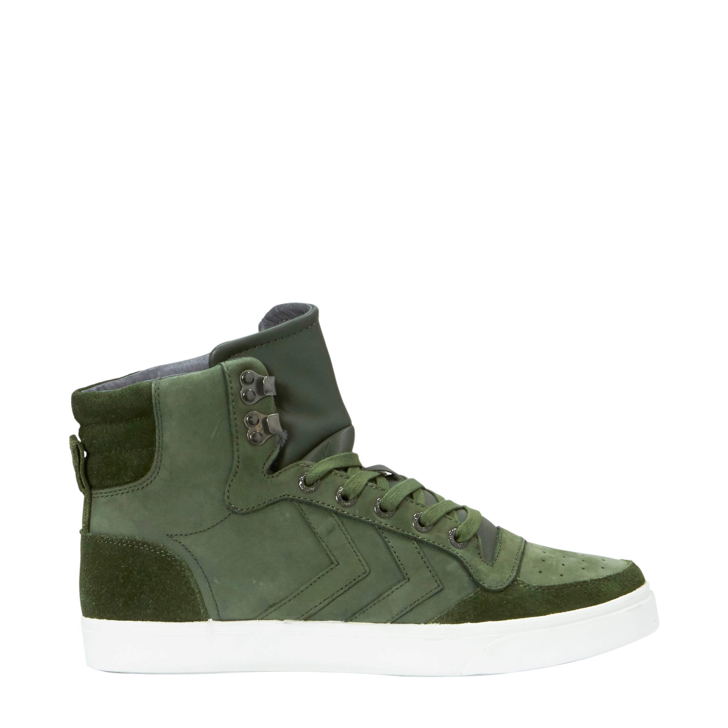 cheap for discount bc00b 28bfa Stadil Winter sneakers grijsgroen