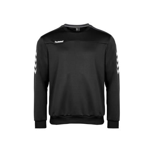 hummel sportsweater zwart