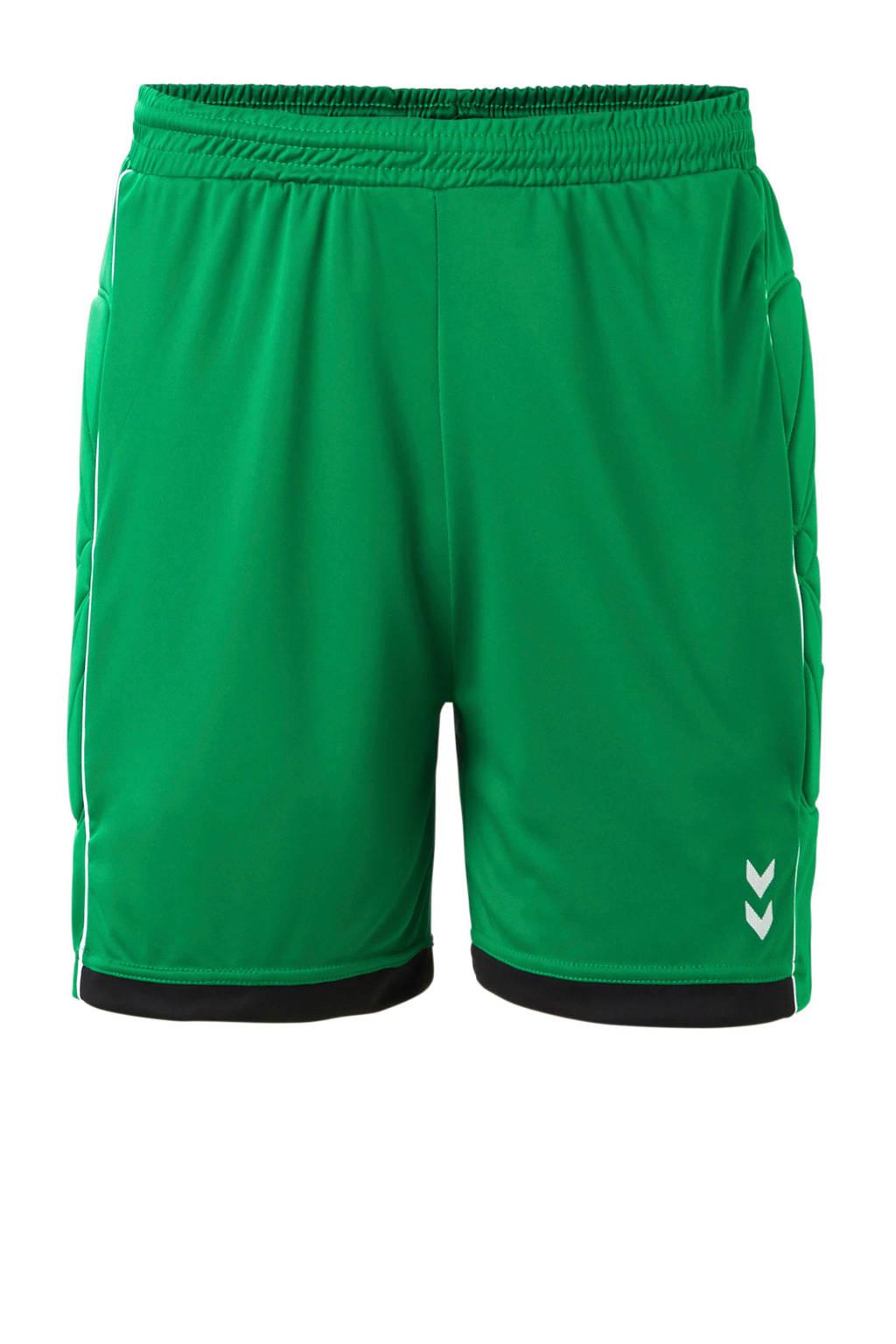 hummel Senior  Keepersset groen/zwart, Groen/zwart, Heren