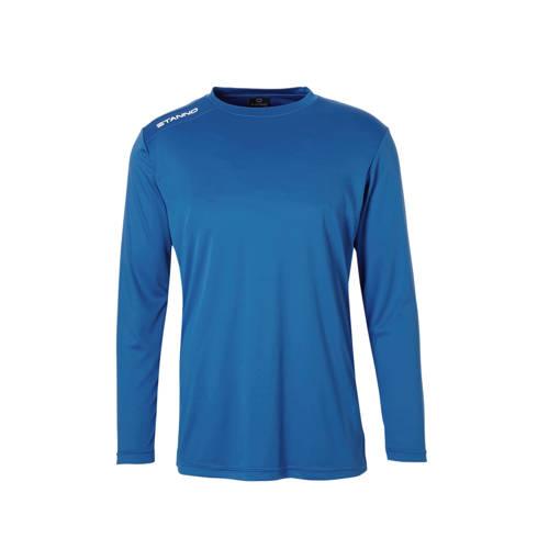 Stanno sport T-shirt blauw