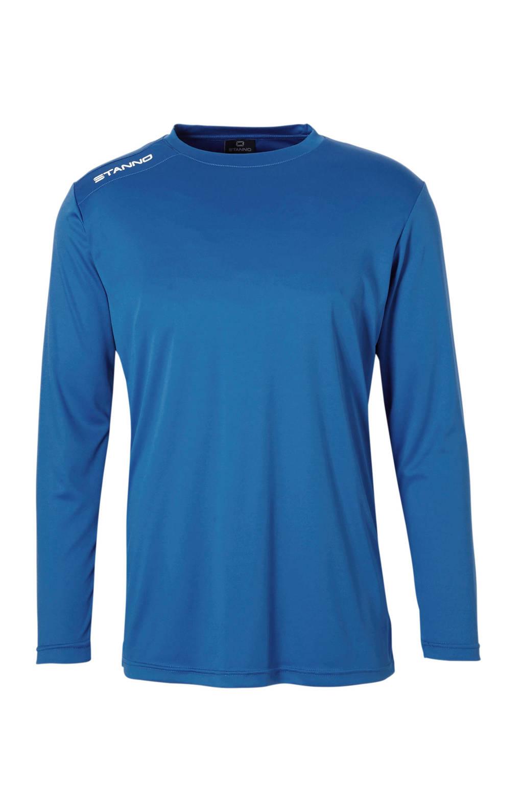 Stanno   sport T-shirt blauw, Blauw, Heren