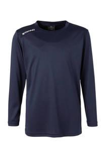 Stanno   sport T-shirt donkerblauw (jongens)