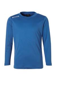 Stanno   sport T-shirt blauw, Blauw