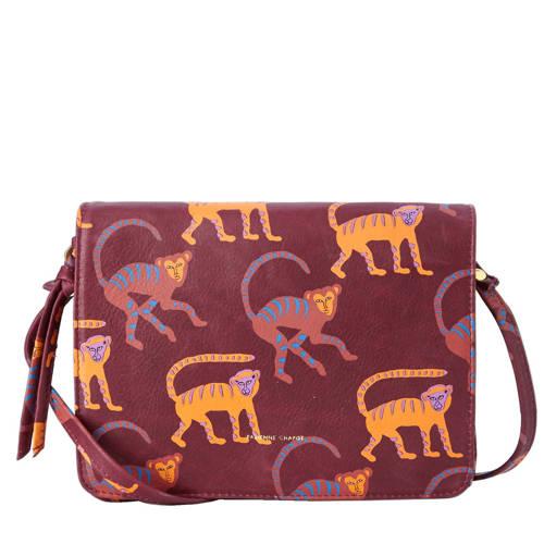 Fabienne Chapot Lara Bag AW2018 Monkey Print