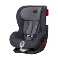 Britax Römer KING II black series storm grey, Storm Grey
