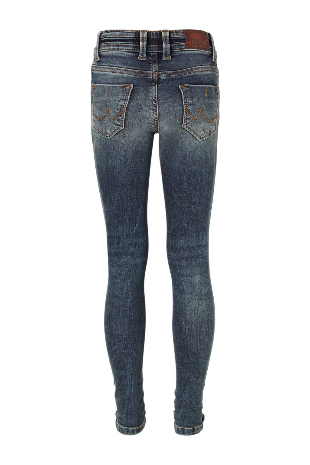 LTB super skinny jeans Julita, Stonewashed