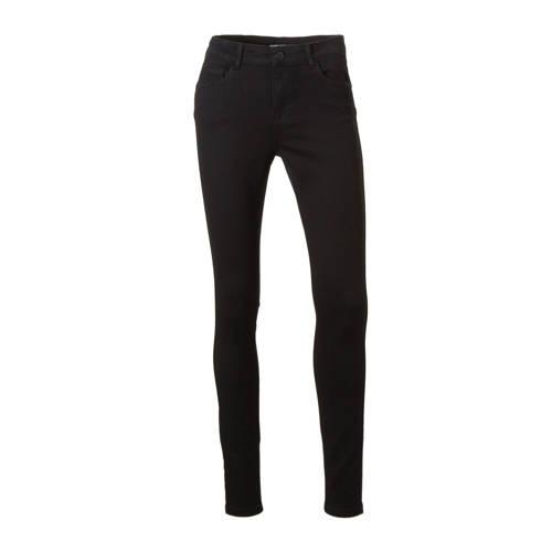 VERO MODA skinny jeans zwart