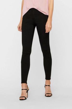 high waist skinny jeans VMSOPHIA stay black