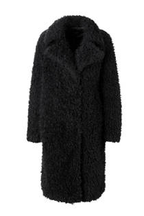VERO MODA coat met teddy (dames)