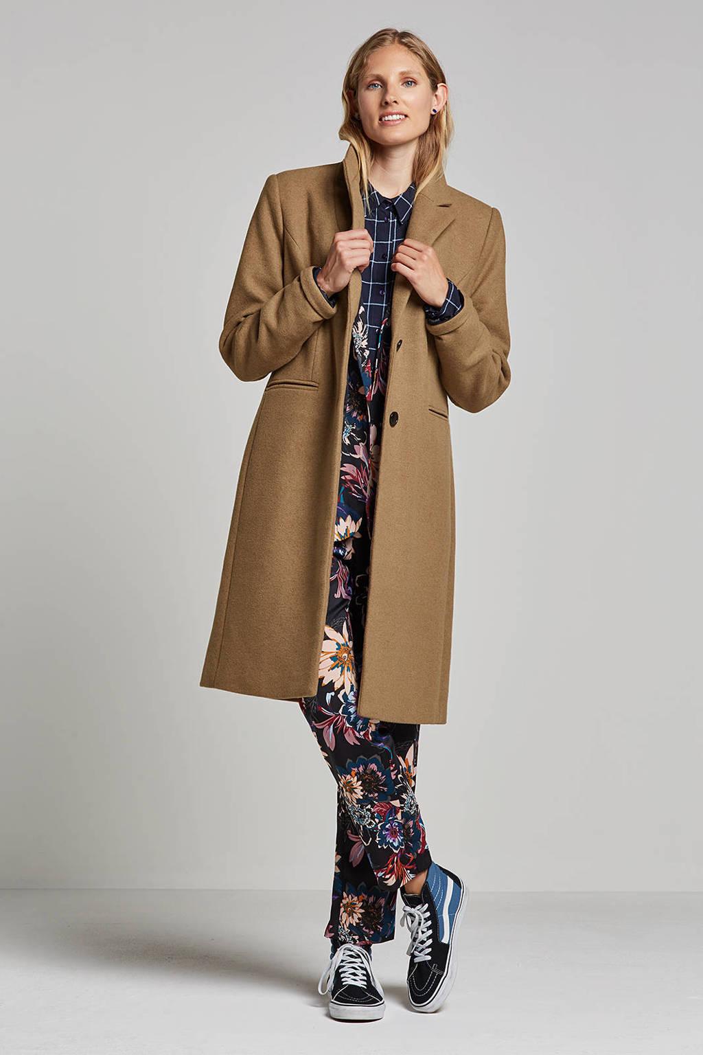 VERO MODA coat, Bruin