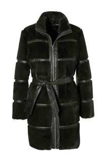 VERO MODA coat van imitatiebont (dames)