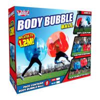 Wicked Body Bubble Ball blauw (1 stuk), Blauw