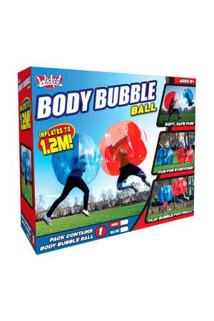 Body Bubble Ball blauw (1 stuk)