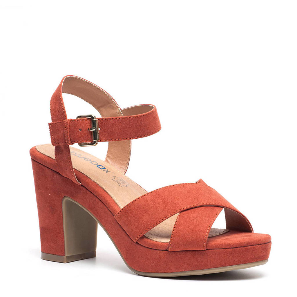 Scapino Blue Box   sandalettes, Rood