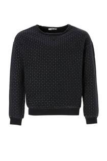 LTB sweater Betipa antraciet (meisjes)