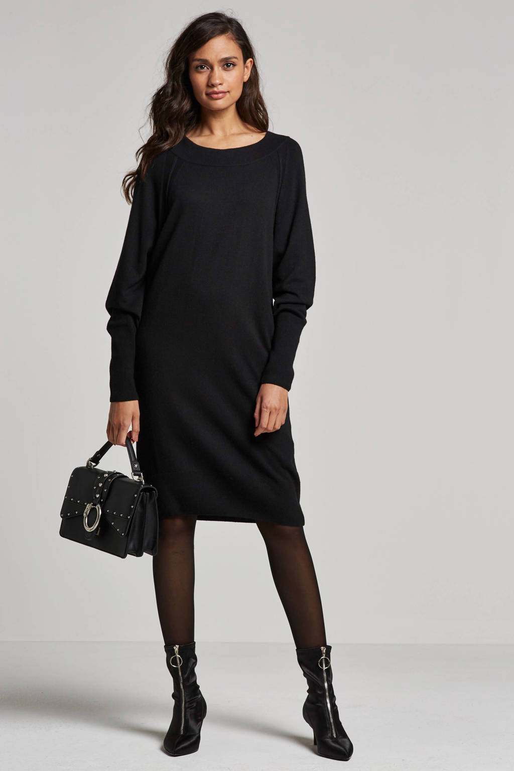 whkmp's own jurk zwart, Zwart