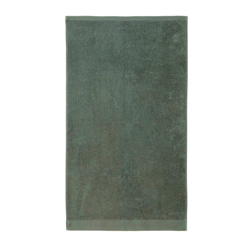 Seahorse handdoek Pure, Groen
