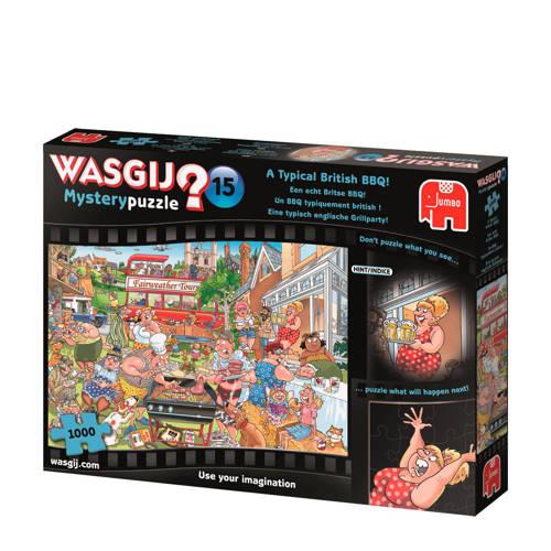 Wasgij mystery 15 INT legpuzzel 1000 stukjes