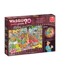 Jumbo  Wasgij Destiny 2 retro het aanzoek legpuzzel 1000 stukjes