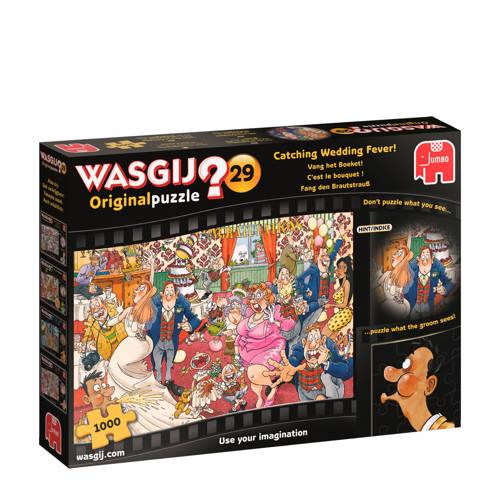 Wasgij Original 29 Catching Wedding Fever 1000 pcs 1000stuk(s)