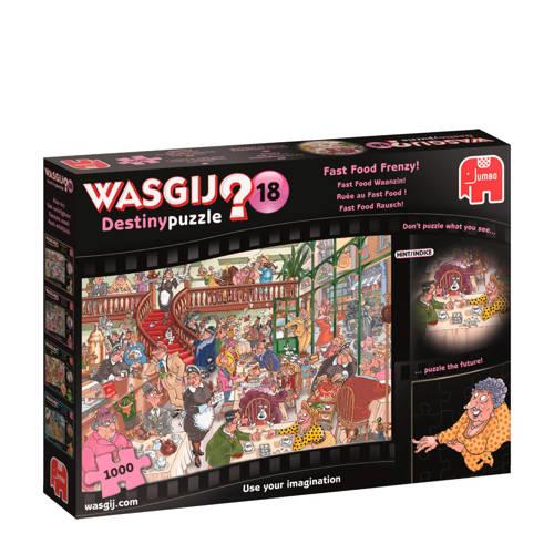 Wasgij? Destiny 18: Happy Meals!