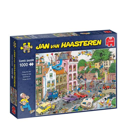 Jan van Haasteren Friday the 13th 1000 pcs 1000stuk(s)