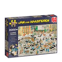 Jan van Haasteren de veemarkt  legpuzzel 2000 stukjes