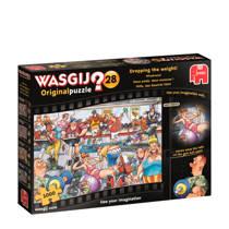 Jumbo  Wasgij afvalrace legpuzzel 1000 stukjes