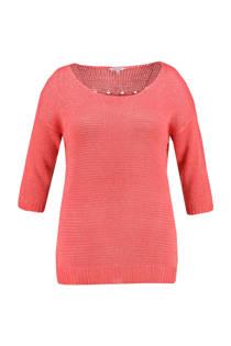 MS Mode trui koraalrood (dames)